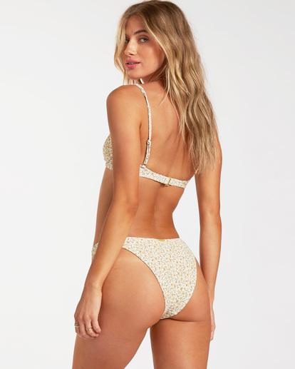 1 Summer Love Scoop Hike - Mini braguita de bikini para Mujer Beige W3SB80BIP1 Billabong