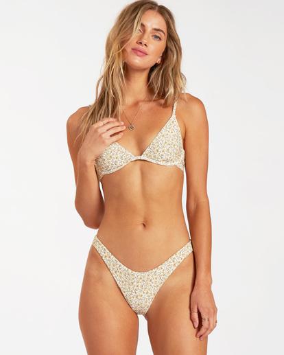 0 Summer Love Scoop Hike - Mini braguita de bikini para Mujer Beige W3SB80BIP1 Billabong