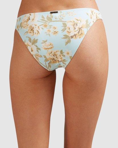 2 Laguna Tropic - Bas de bikini pour Femme Bleu W3SB83BIP1 Billabong