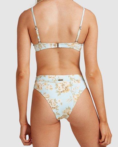 7 Laguna Maui Rider - Braguita de bikini para Mujer Azul W3SB84BIP1 Billabong