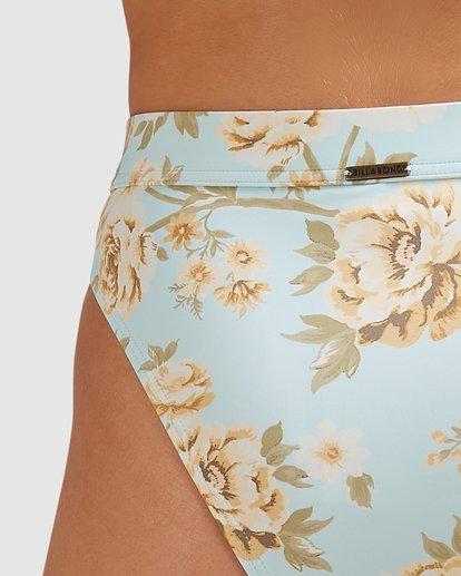 12 Laguna Maui Rider - Braguita de bikini para Mujer Azul W3SB84BIP1 Billabong