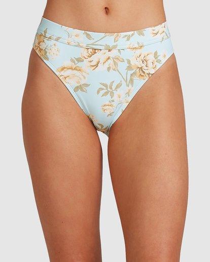 5 Laguna Maui Rider - Braguita de bikini para Mujer Azul W3SB84BIP1 Billabong