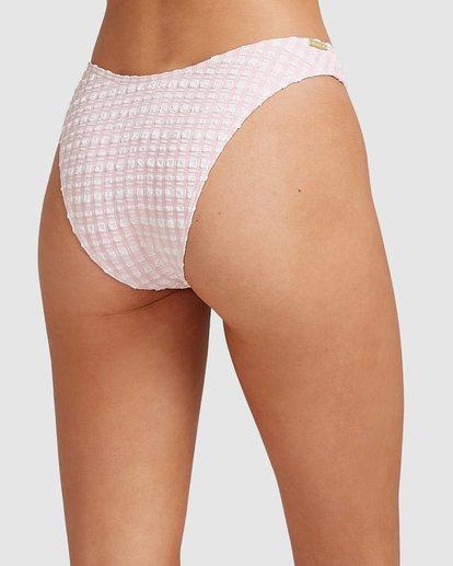 11 Wave Check Hike - Bikini Bottoms for Women Rosa W3SB85BIP1 Billabong