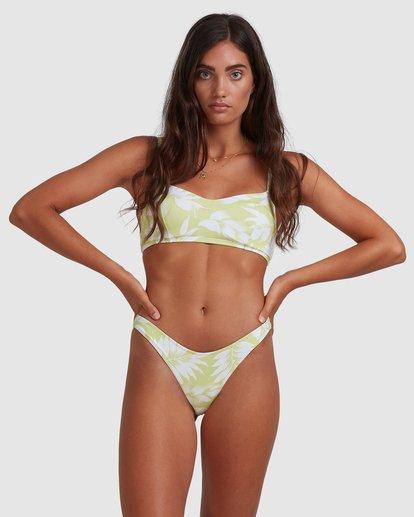 4 Sun Drenched Hike - Bikini Bottoms for Women Green W3SB99BIP1 Billabong