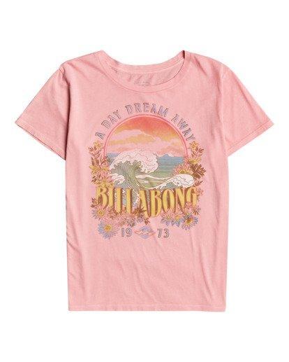 Day Dream Away - Boyfriend T-Shirt for Women  W3SS12BIP1