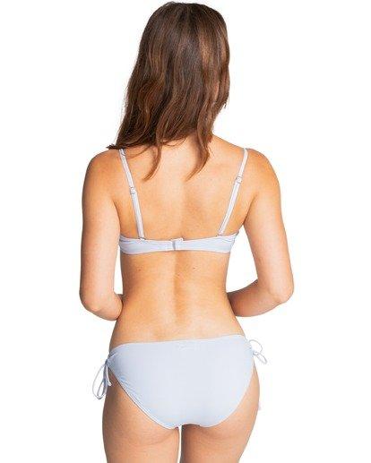 1 Knotted Trilet - Top de Bikini para Mujer Azul W3ST01BIP1 Billabong