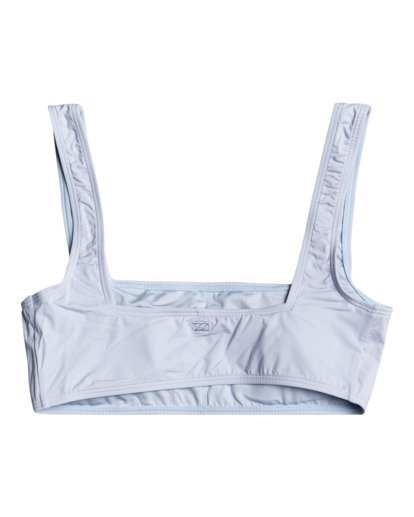 4 Sol Searcher Scoop Front Tank - Top de bikini para Mujer Azul W3ST03BIP1 Billabong