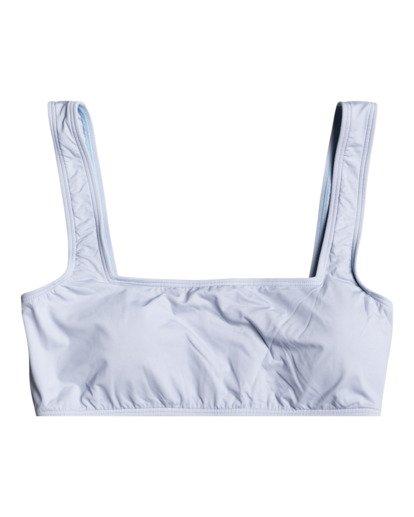 3 Sol Searcher Scoop Front Tank - Top de bikini para Mujer Azul W3ST03BIP1 Billabong
