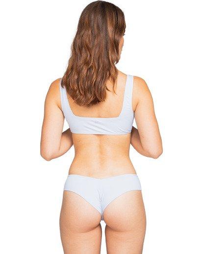 2 Sol Searcher Scoop Front Tank - Top de bikini para Mujer Azul W3ST03BIP1 Billabong