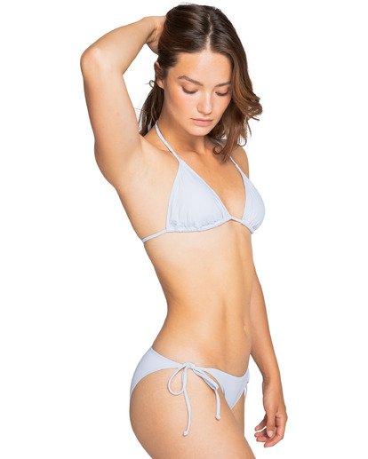 3 Sol Searcher Slide Tri - Top de bikini para Mujer Azul W3ST04BIP1 Billabong