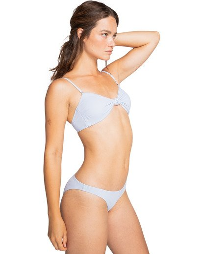 3 Sol Searcher Knotted Bandeau - Top de bikini para Mujer  W3ST05BIP1 Billabong
