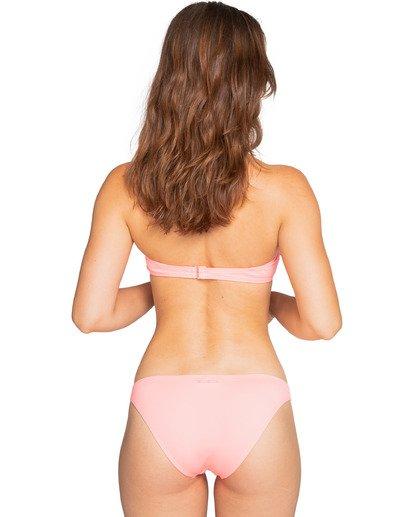 6 Sol Searcher Knotted Bandeau - Top de bikini para Mujer  W3ST05BIP1 Billabong