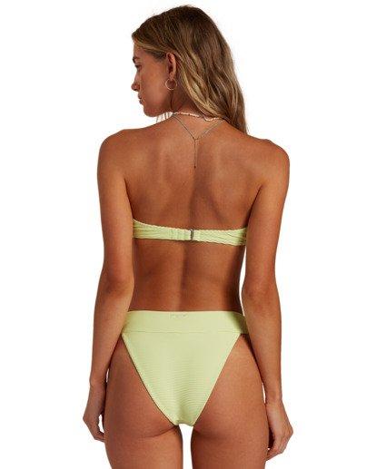 2 Tanlines Lulu Bandeau - Bikini Top for Women Green W3ST12BIP1 Billabong
