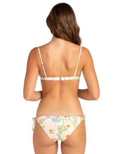 3 Surfadelic Bralette - Top de bikini para Mujer Multicolor W3ST14BIP1 Billabong