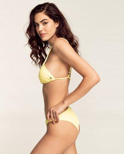 2 Feels Like Love Fixed Tri - Haut de bikini pour Femme Jaune W3ST31BIP1 Billabong