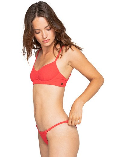 1 Feels Like Love Underwire - Top de bikini para Mujer Rojo W3ST32BIP1 Billabong