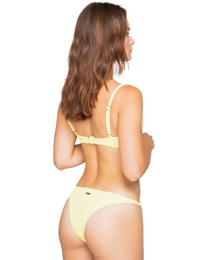 2 Feels Like Love Underwire - Top de bikini para Mujer Amarillo W3ST32BIP1 Billabong