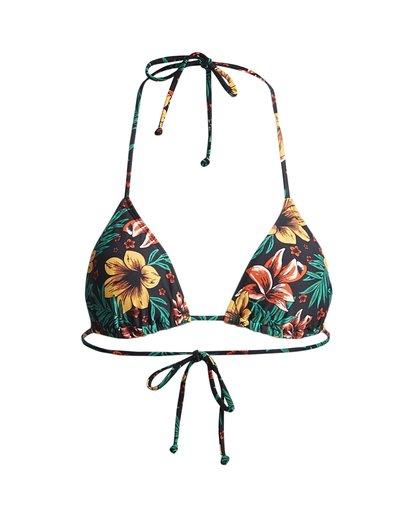3 Sol Searcher Slide Tri - Top de bikini para Mujer Multicolor W3ST70BIP1 Billabong