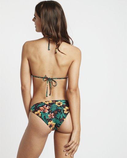 0 Sol Searcher Slide Tri - Top de bikini para Mujer Multicolor W3ST70BIP1 Billabong