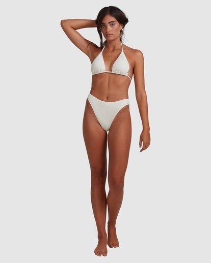 5 Summer High - Tri Bikini Top for Women White W3ST79BIP1 Billabong