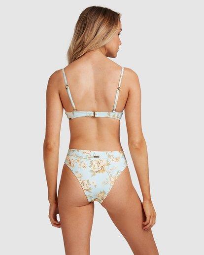 2 Laguna - Haut de bikini bralette pour Femme Bleu W3ST86BIP1 Billabong