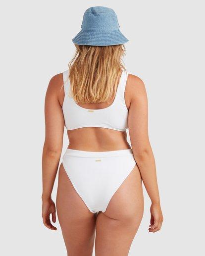 3 Sand Dunes - Tie Bikini Top for Women White W3ST93BIP1 Billabong