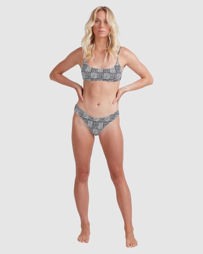 5 Otis Atmosphere - Bralette Bikinitop voor Dames White W3ST98BIP1 Billabong