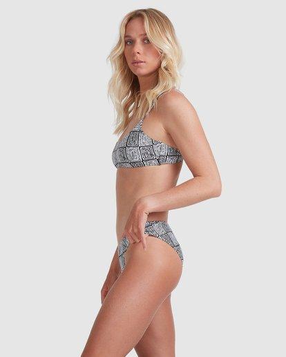 1 Otis Atmosphere - Bralette Bikinitop voor Dames White W3ST98BIP1 Billabong