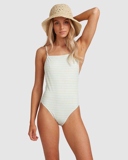 3 Broadwalk - One-Piece Swimsuit for Women Blue W3SW32BIP1 Billabong
