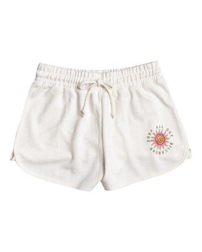 0 Relax - Short deportivo para Mujer Blanco W3WK03BIP1 Billabong
