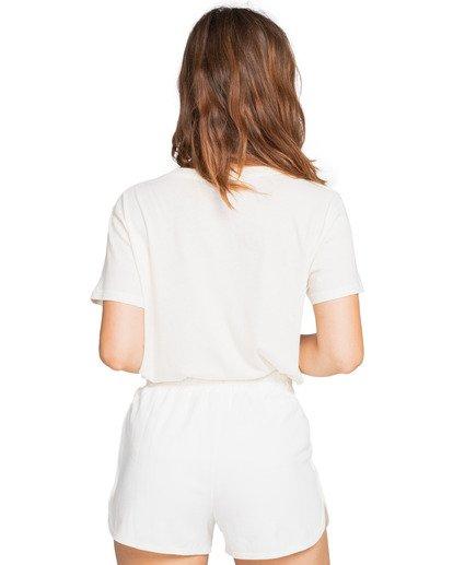 4 Relax - Short deportivo para Mujer Blanco W3WK03BIP1 Billabong