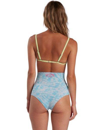 2 1mm Surf Capsule Hightide - Neoprene Shorts for Women Blue W41G58BIP1 Billabong