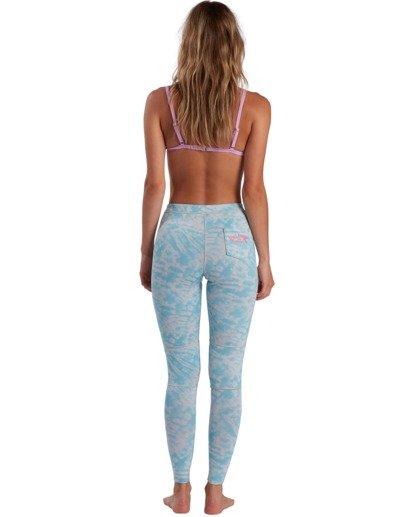 1 Surf Capsule Skinny Sea Legs - Neoprene Surf Leggings for Women Blue W41G60BIP1 Billabong