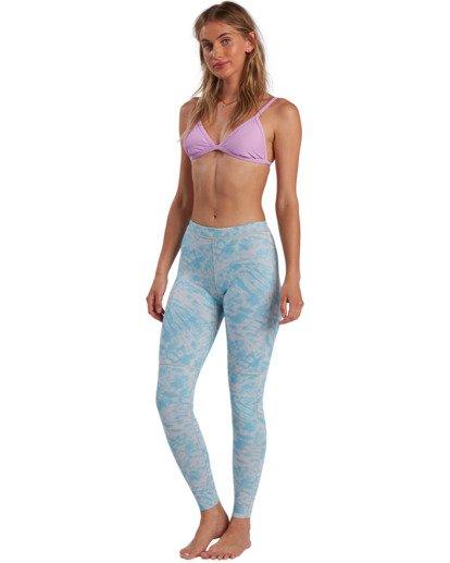 2 Surf Capsule Skinny Sea Legs - Legging de surf para Mujer Azul W41G60BIP1 Billabong
