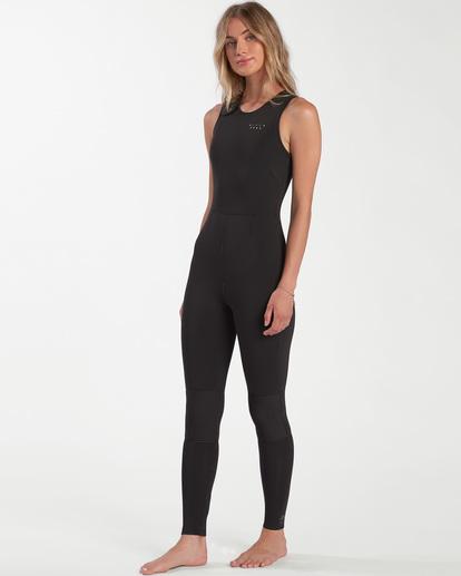 1 Surf Capsule Sol Sistah - Long Jane Springsuit for Women Black W42G51BIP1 Billabong