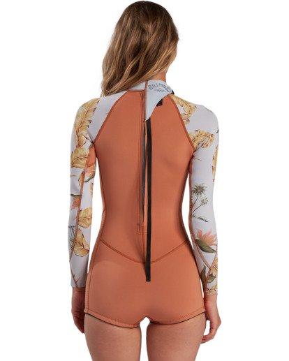 2 Surf Capsule Spring Fever - Long Sleeve Springsuit for Women  W42G54BIP1 Billabong