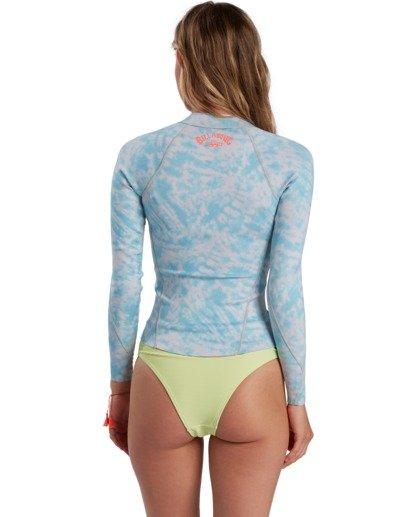 1 Surf Capsule Peeky - Chaquetilla para Surf para Mujer Azul W42G56BIP1 Billabong