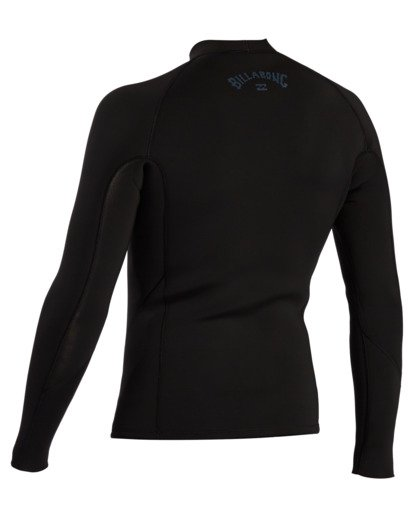 6 Revolution Interchange - 2mm Wetsuit Jacket for Men Black W42M61BIP1 Billabong