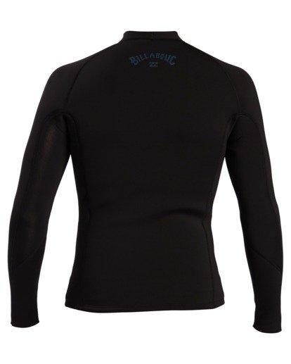 7 Revolution Interchange - 2mm Wetsuit Jacket for Men Black W42M61BIP1 Billabong