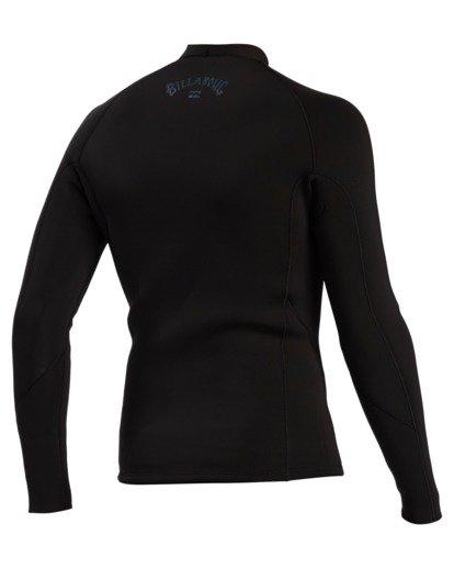 8 Revolution Interchange - 2mm Wetsuit Jacket for Men Black W42M61BIP1 Billabong