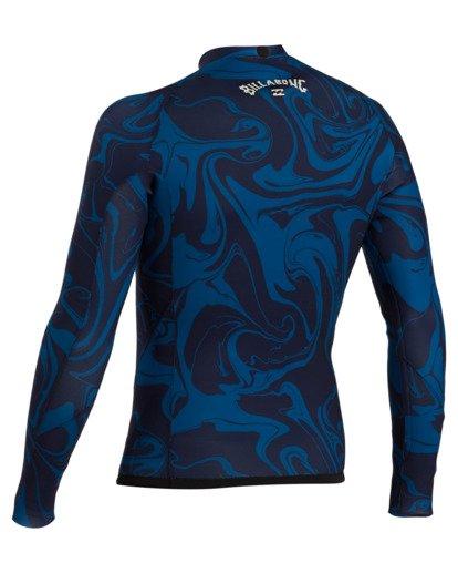 9 Revolution Interchange - 2mm Wetsuit Jacket for Men Black W42M61BIP1 Billabong