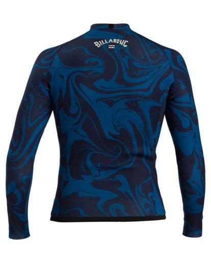 10 Revolution Interchange - 2mm Wetsuit Jacket for Men Black W42M61BIP1 Billabong