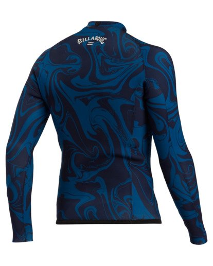 11 Revolution Interchange - 2mm Wetsuit Jacket for Men Black W42M61BIP1 Billabong