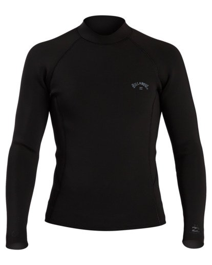 1 Revolution Interchange - 2mm Wetsuit Jacket for Men Black W42M61BIP1 Billabong