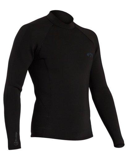 2 Revolution Interchange - 2mm Wetsuit Jacket for Men Black W42M61BIP1 Billabong