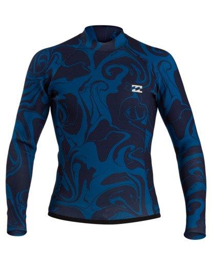 3 Revolution Interchange - 2mm Wetsuit Jacket for Men Black W42M61BIP1 Billabong