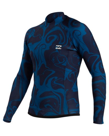 4 Revolution Interchange - 2mm Wetsuit Jacket for Men Black W42M61BIP1 Billabong