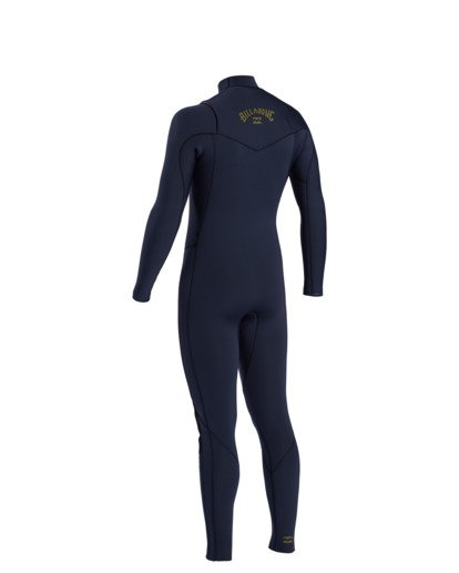 1 Revolution - 3/2mm Chest Zip Wetsuit for Men Blue W43M52BIP1 Billabong