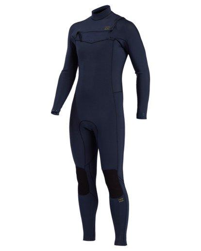 0 Revolution - 3/2mm Chest Zip Wetsuit for Men Blue W43M52BIP1 Billabong