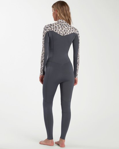 2 5/4mm Surf Capsule Salty Dayz - Chest Zip Wetsuit for Women  W45G50BIP1 Billabong